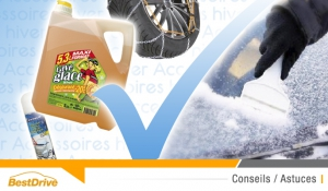 Les indispensables de l'hiver : prenez la route bien préparés !