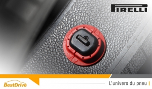Pirelli réinvente le concept de « cyber pneumatique »