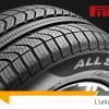 Découvrez le premier pneu toute saison roulage à plat signé Pirelli