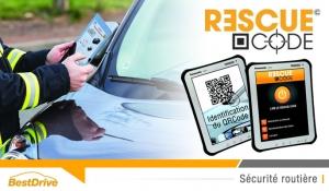 Rescue Code de Renault, ou comment un QR Code peut vous sauver la vie