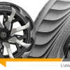 Goodyear Triple Tube, le pneu qui s'adapte aux conditions de conduite