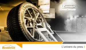 Michelin CrossClimate, le pneu été homologué pour l'hiver