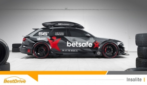 L'incroyable Audi RS6 Avant DTM de Jon Olsson