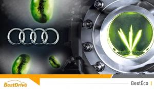 Audi produit les premiers litres de son e-diesel