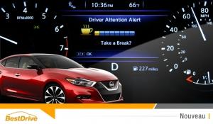 Nissan lutte contre la somnolence au volant