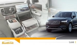 Volvo XC 90 Excellence Lounge Console : la limousine à la suédoise