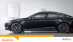 Tesla développe une batterie domestique qui révolutionne le stockage des énergies renouvelables