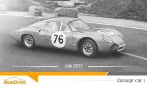 Un concept-car Alpine pour le mois de juin
