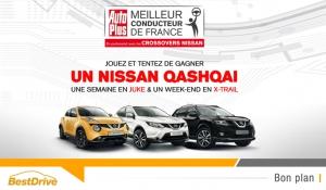 Qui sera le ou la meilleur(e) conducteur/trice de France cette année ?