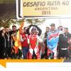 David Casteu termine 3e de la première épreuve des Dakar Series