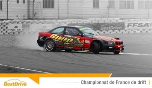 Championnat de France de drift 2015 : bilan du 2e round