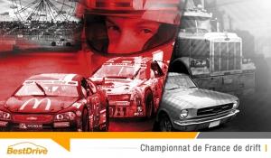 Championnat de France de drift : le 4e round s'installe au Tours Motor Show