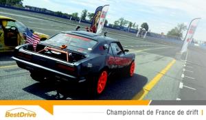 4e round du Championnat de France de drift : une épreuve sous haute tension