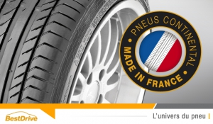 Continental mise sur le « made in France »
