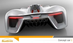 Gran Turismo 6 : découvrez la SRT Tomahawk Vision GT