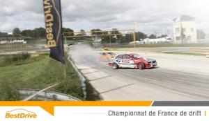 Retour sur le 3e round du Championnat de France de Drift 2015 à Essay