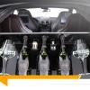 Amateurs de grands crus, découvrez l'Aston Martin Rapide S Dom Pérignon!