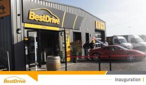 Inauguration de BestDrive Aubenas : le réseau s'installe en Région Centre