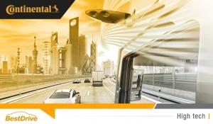 Conduisez sans rétroviseurs grâce à Continental