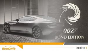 Aston Martin DB9 GT Bond Edition : prenez le volant de la voiture de 007