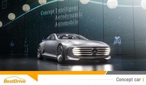 Pourquoi le concept Mercedes IAA est-il extraordinaire ?
