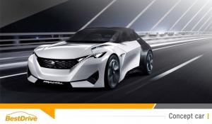 À quoi ressemble le nouveau concept Peugeot Fractal ?