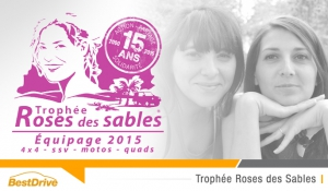 BestDrive accompagne les TourAngels du Désert sur le Trophée Roses des Sables