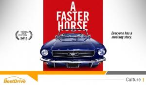 Découvrez l'histoire de la Ford Mustang avec le film « A Faster Horse »