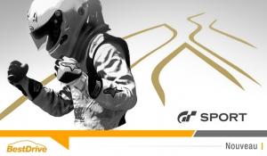 Gran Turismo Sport bientôt disponible sur PlaySation 4