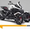 Honda Neowing, ou l'avenir du scooter trois-roues