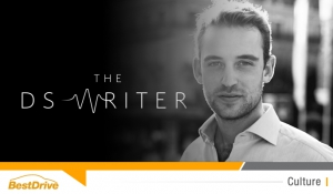 Joël Dicker est « The DS Writer »