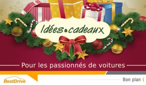 Shopping de Noël : quelques idées pour gâter les passionnés d'automobile
