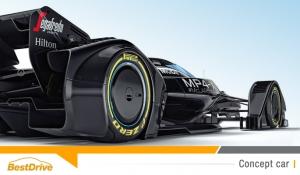 La McLaren MP4-X Concept est-elle l'avenir de la Formule 1 ?