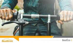 Urb-E, le scooter électrique le plus compact du monde