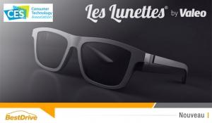 CES 2016 : découvrez « Les lunettes » by Valeo