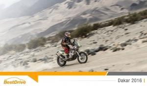 Dakar 2016 : David Casteu a le moral pour attaquer l'étape 12 !