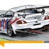 Exposition BMW « Michel Vaillant Art Strips »