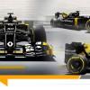 Renault revient en F1 avec la RS16