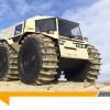 Sherp ATV, le 4×4 amphibie russe