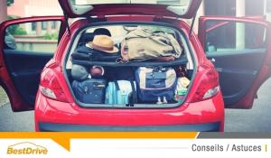 Comment bien charger sa voiture ?