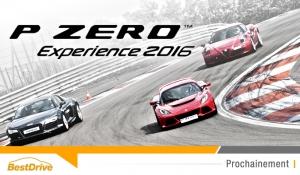 Les événements Pirelli P Zero Experience 2016