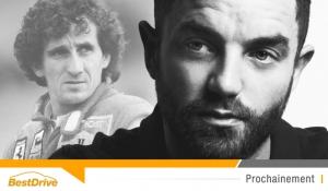 Bientôt un biopic sur Alain Prost avec Guillaume Gouix dans le rôle titre