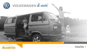 Racontez votre histoire et transformez-la en publicité Volkswagen