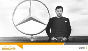 Les Étoiles Mercedes-Benz s'offrent Alexis Mabille