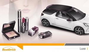 DS Automobiles présente la DS 3 Givenchy Le MakeUp en édition limitée