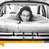 Bedcar, un clic-clac dans votre voiture !