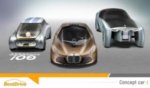 BMW célèbre son centenaire avec trois concept-cars d'exception
