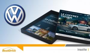 Partez en week-end avec le nouveau Volkswagen Tiguan