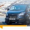 Ken Block conçoit un Ford Transit spécial pour l'Europe