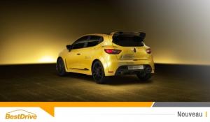 Clio RS 16 : tout le savoir-faire de Renault Sport dans un concept-car